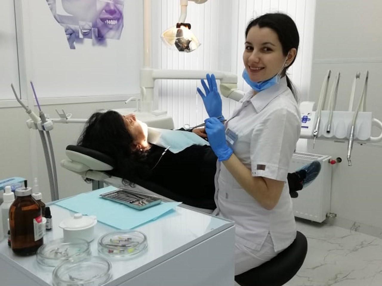 Сакунц Ляна Геворковна. Врач-стоматолог, ортопед