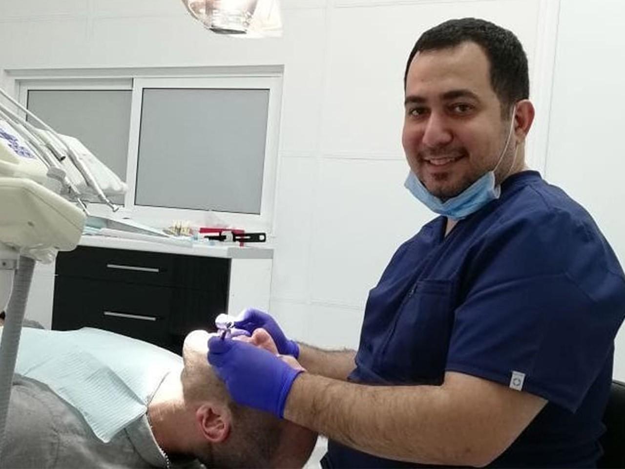 Бабуджев Сергей Минеевич. Врач-стоматолог, стоматолог-ортопед