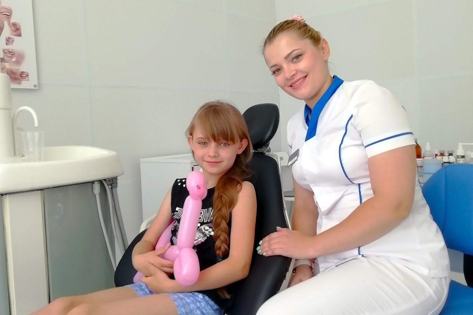 Детская стоматология в Краснодаре